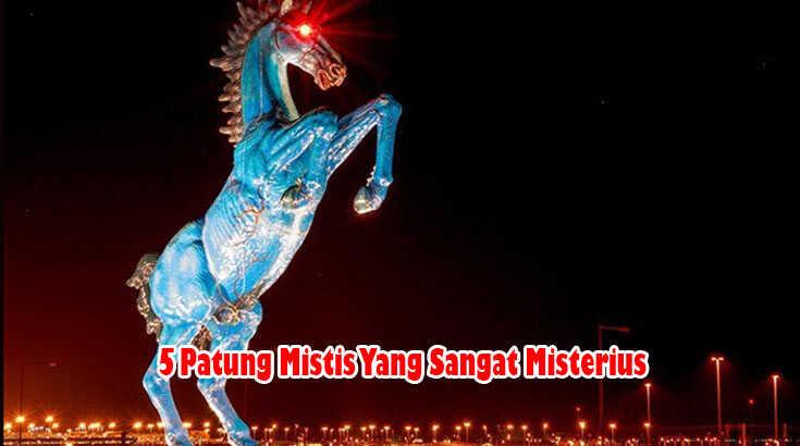 Patung Mistis Yang Sangat Misterius